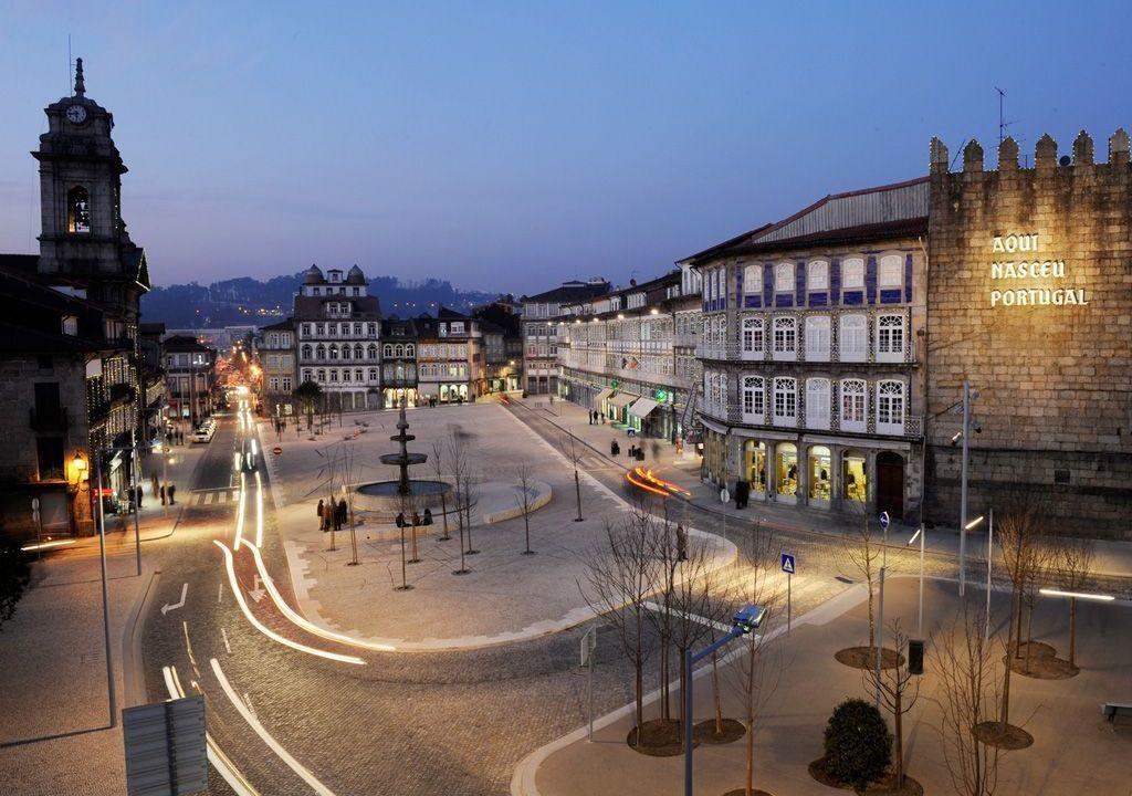 Imagem da notícia: - Vamos conhecer Guimarães?