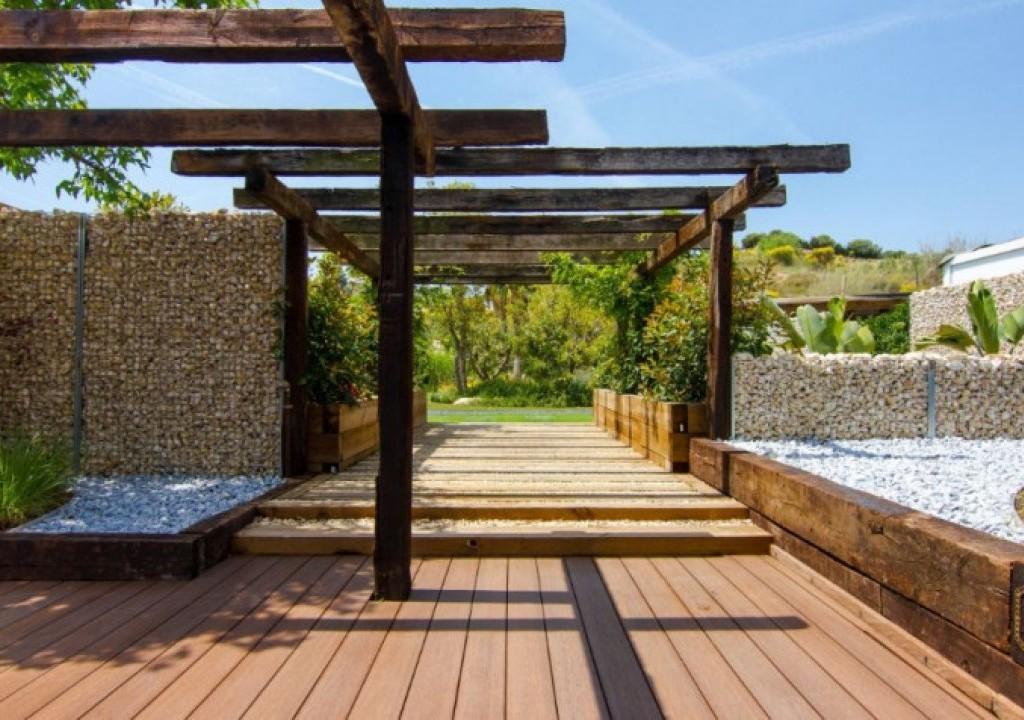 Imagem da notícia: - Inspiring ideas for creating a modern home garden