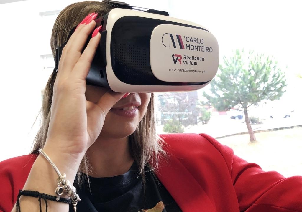 Imagem da notícia: - Realidade Virtual