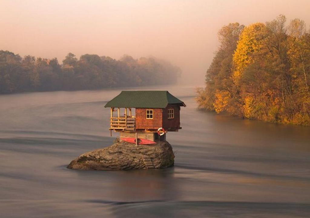 Imagem da notícia: - As casas mais incríveis e incomuns que vais ver hoje