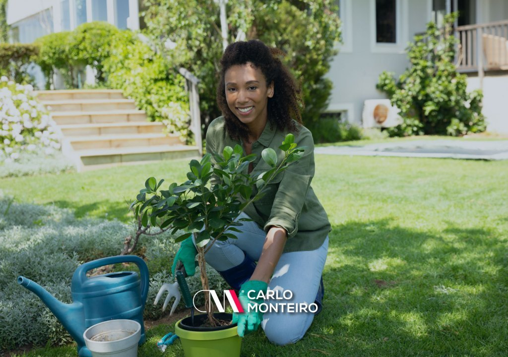Imagem da notícia: - How to make your garden more appealing before selling your home