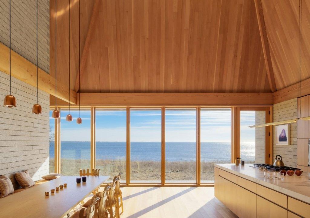 Imagem da notícia: - Dining rooms with dream views