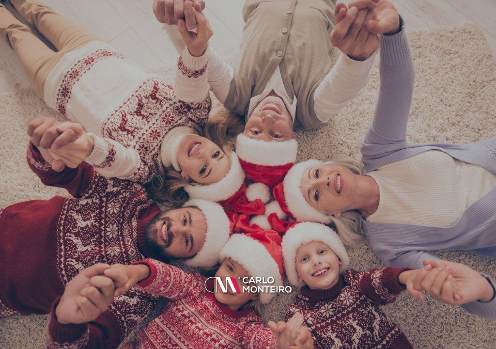 Imagem da notícia: - Anime a sua noite de Natal com jogos divertidos com a família!