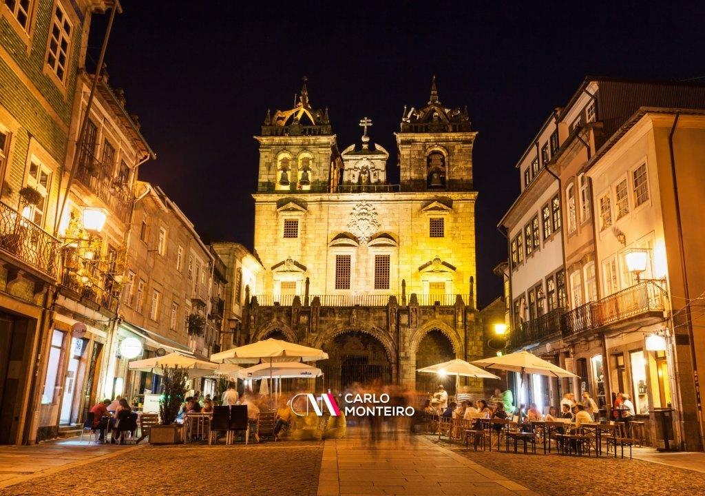 Imagem da notícia: - Braga among the 20 cities nominated for Best European Destination in 2021