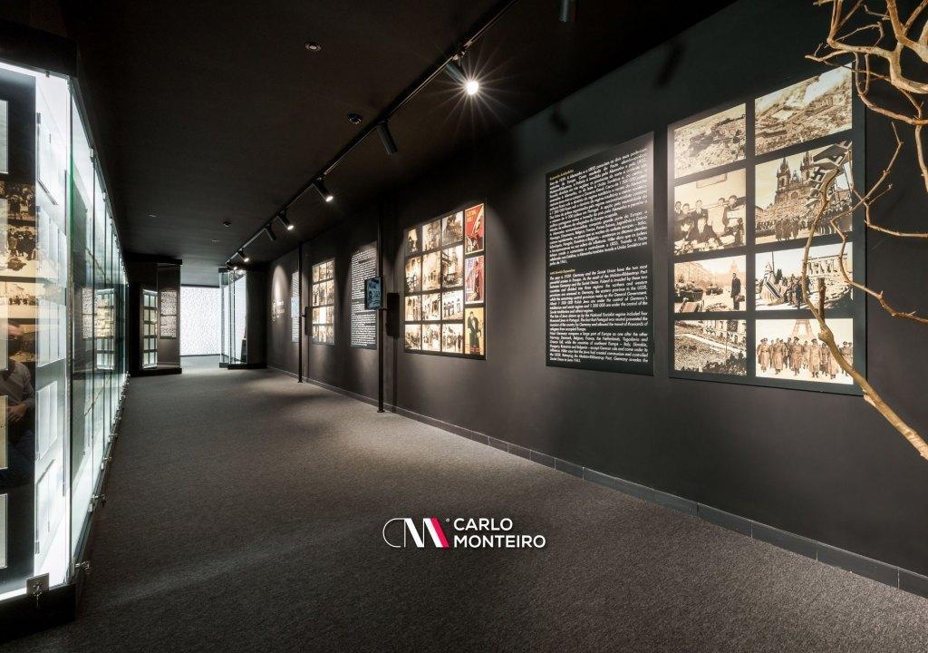 Imagem da notícia: - Vai ser inaugurado um Museu do Holocausto em Portugal