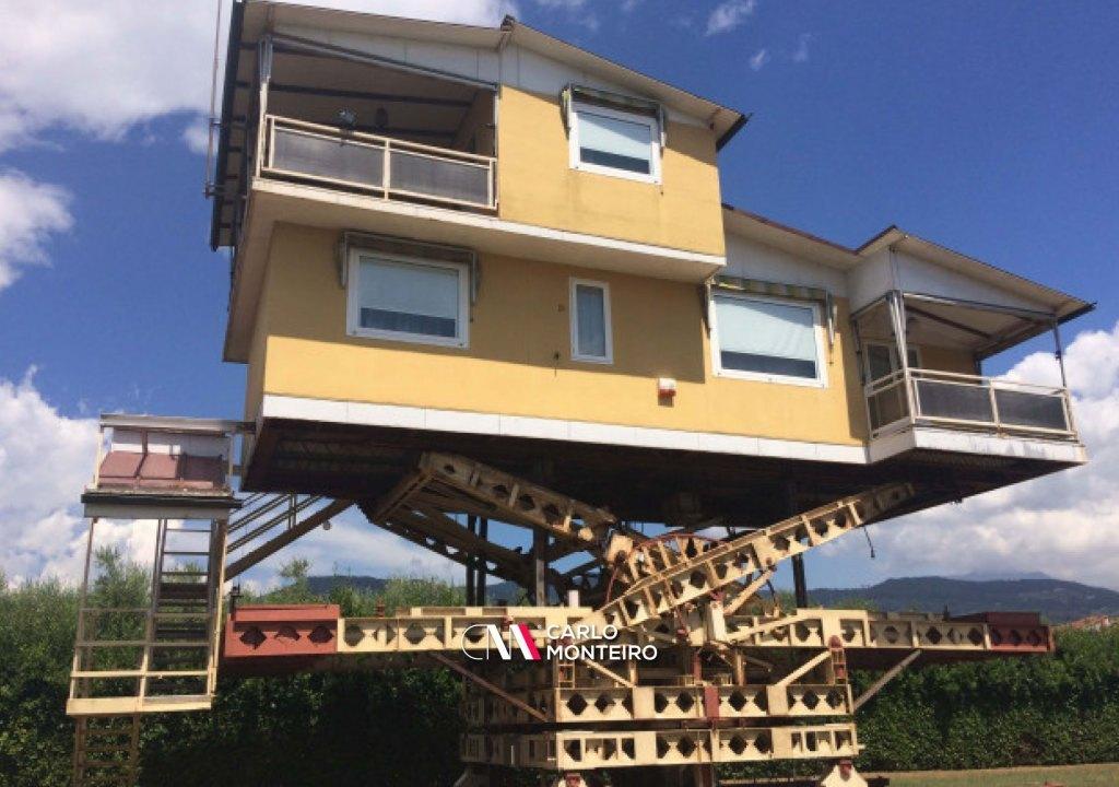 Imagem da notícia: - Casa Insólita em Itália foi criada para acompanhar o movimento do Sol