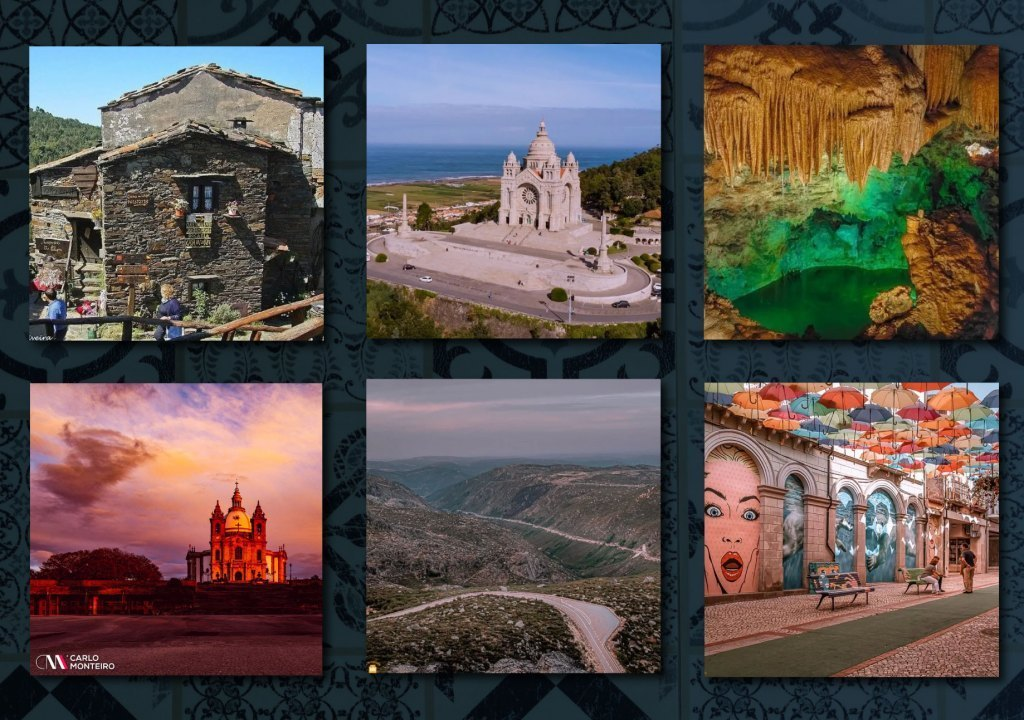 Imagem da notícia: - On Portugal Day we give you 10 magical places to visit!