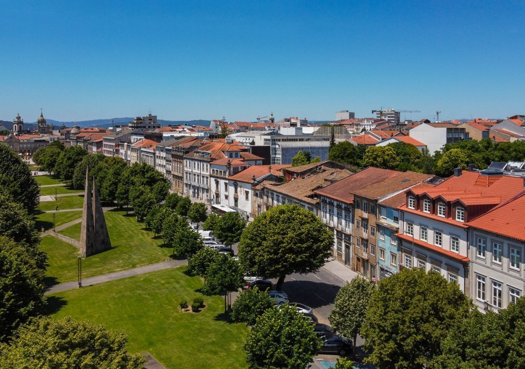 Imagem da notícia: - Certainly, these will be the best apartments in the city of Braga!