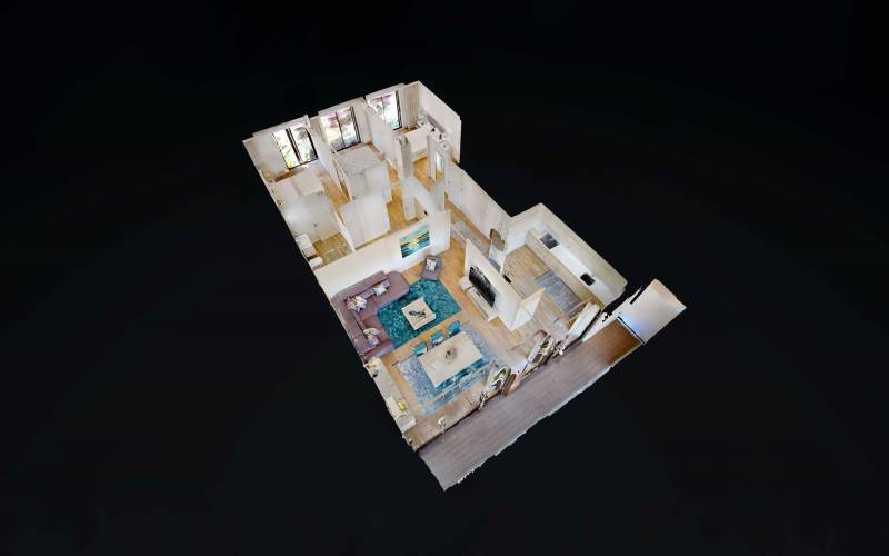VR - Apartment Model Varandas do Castelo