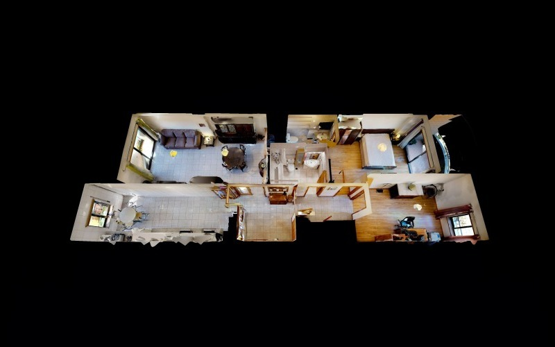 VR - Apartment with 102 m2