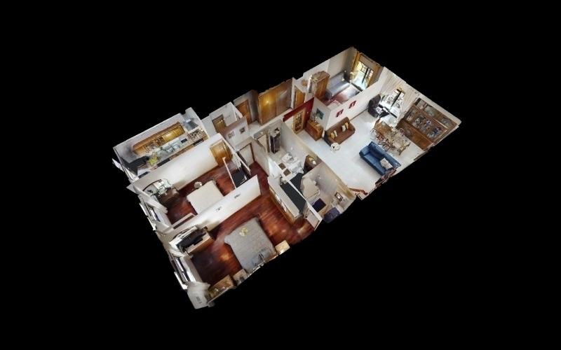 VR - 3 bedroom apartment w/134 m2 in S. Lázaro