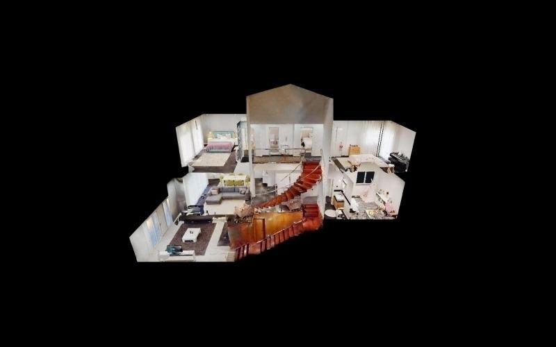 VR - House T4 in the Center of Braga