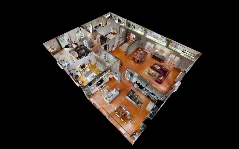 VR - T4 Single Storey House in Lamas, Braga!