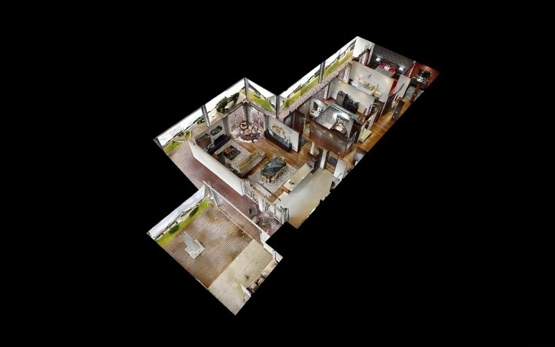 VR - Single Storey House w / Pool!