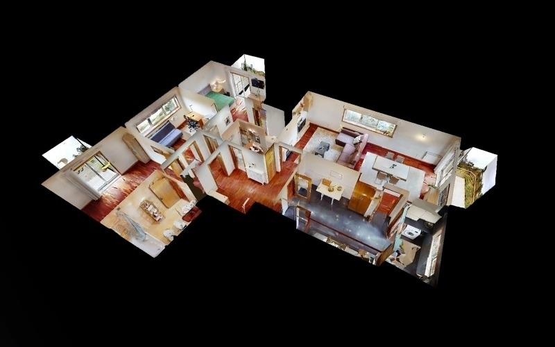 VR - 3 bedroom apartment w / 180 m2 in Moreira, Maia!