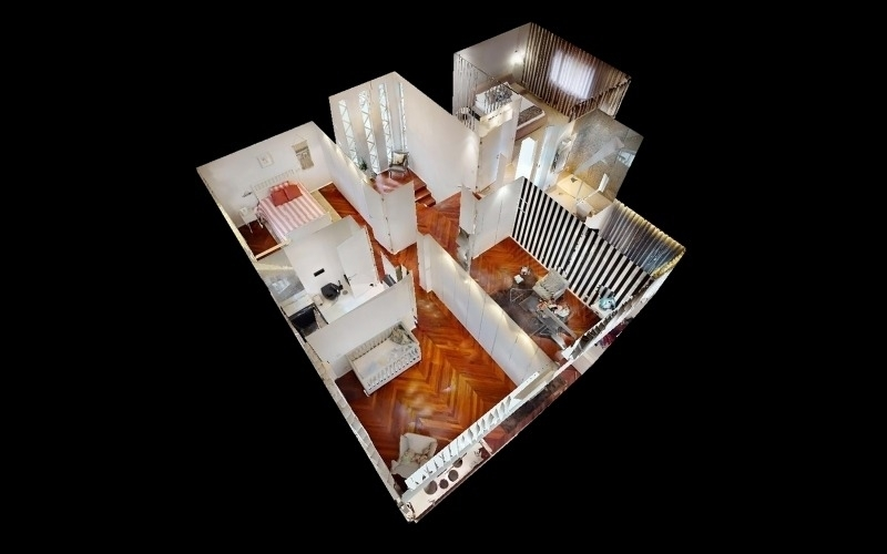 VR - T4 Individual House w / Pool in Nogueira, Braga!