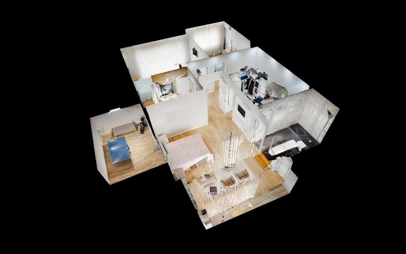 VR - Semi-detached house w / NOVA in Gualtar