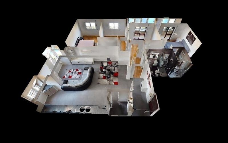 VR - T4 apartment with 155 m2 in S. Vicente, Braga!
