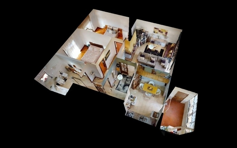 VR - 2 bedroom apartment with 179 m2 in S. Victor, Braga!