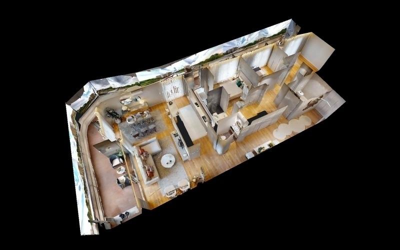 VR - 2nd Floor Model - Sinçães Residências