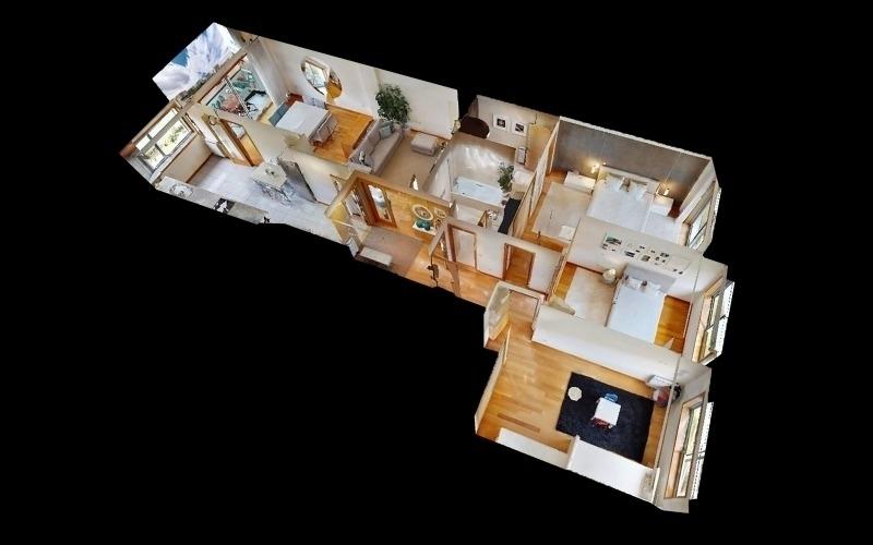 VR - Apartment T3 w/146m2 in Fraião, Braga!