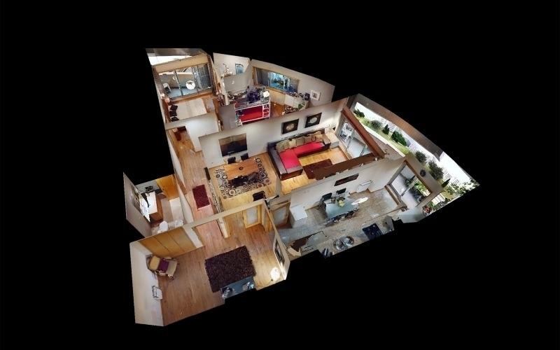 VR - 2 bedroom apartment w/135 m2 in Ferreiros, Braga!