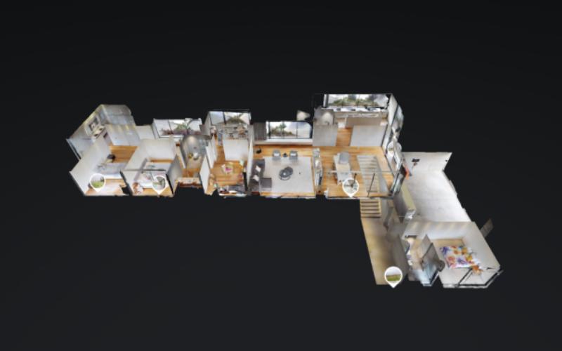 VR - Luxury Ground Floor House