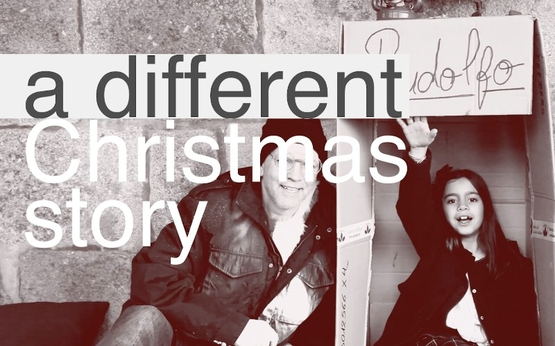 a different Christmas story