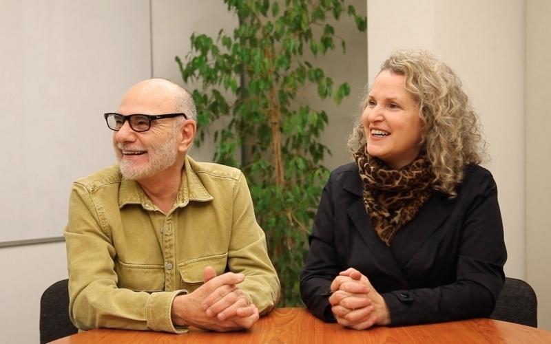 Testemunho - Thierry & Elaine