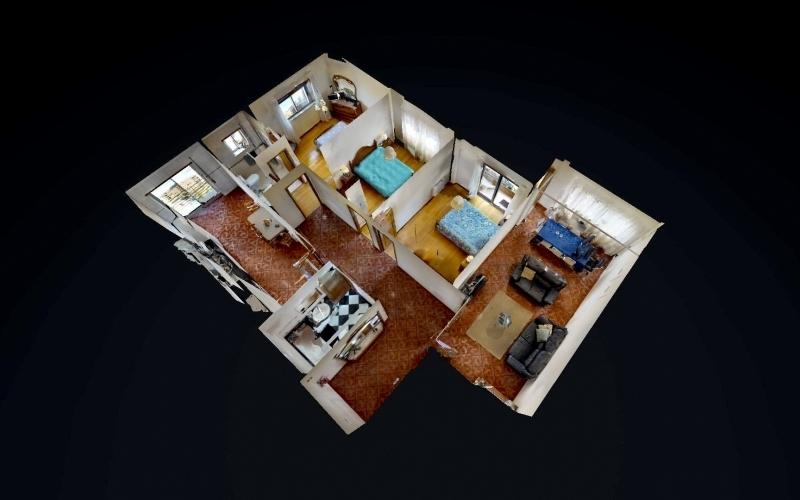 VR - Apartamento T3 em Lamaçães