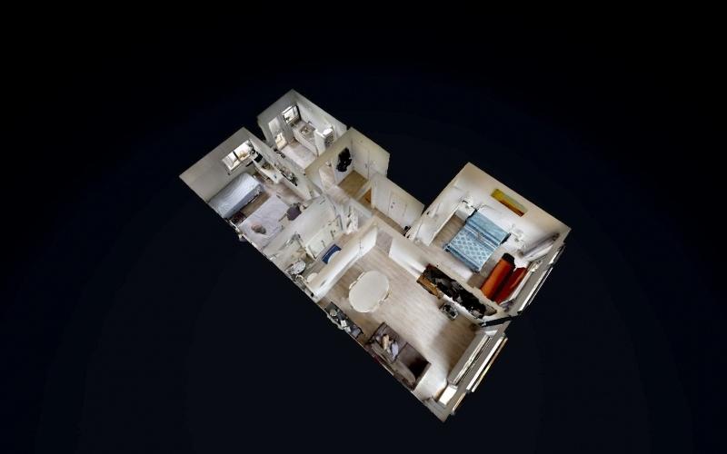VR - Apartamento T2 no Centro Histórico