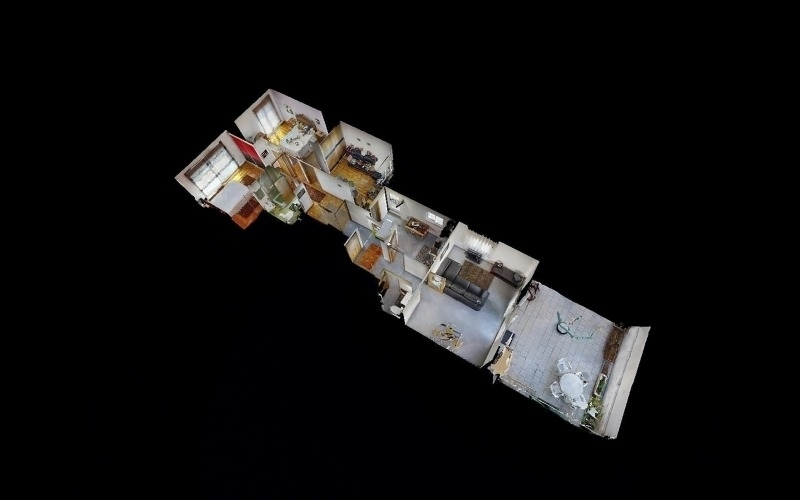 VR - Apartamento T3 no Centro de Braga