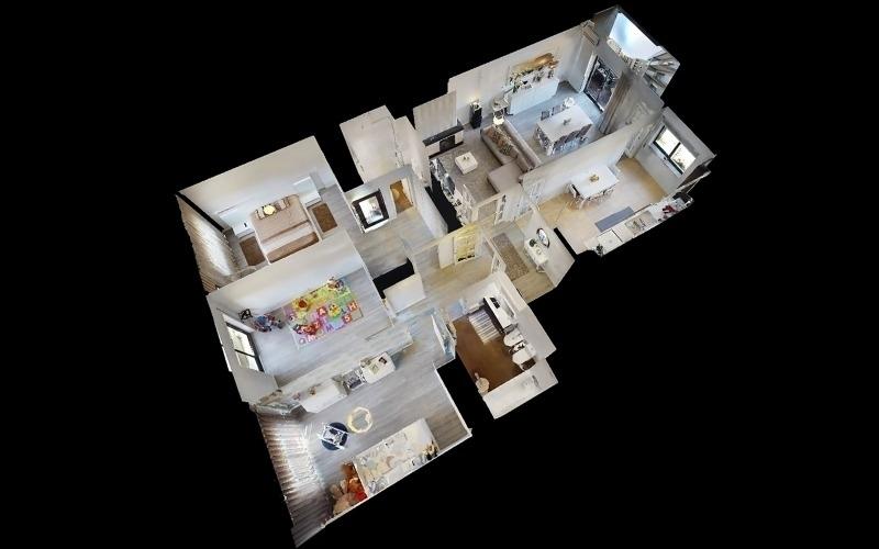 VR - Apartamento T3 em Nogueiró!