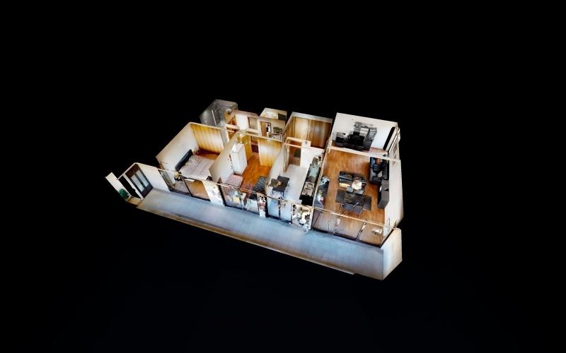 VR - Apartamento T2 c/131m2 em Gualtar!