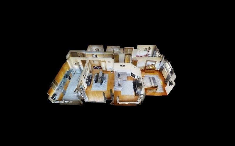 VR - Apartamento T2 na Zona Nobre em Fraião