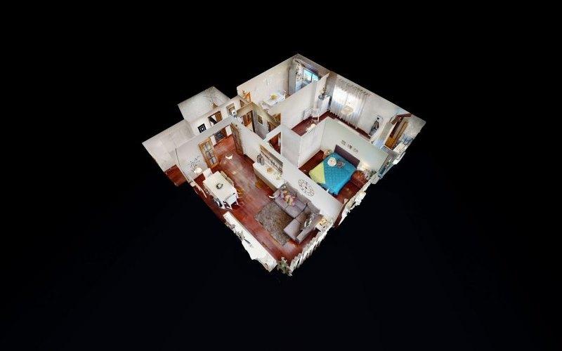 VR - Apartamento T2 em Lamaçães