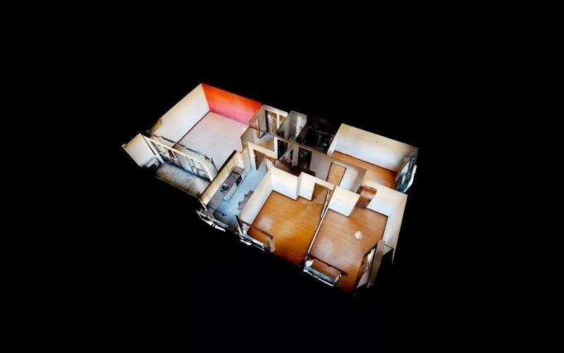 VR- Apartamento T3 em Maximinos