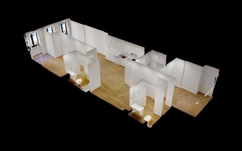 VR - Apartamento T2 NOVO no Centro Histórico
