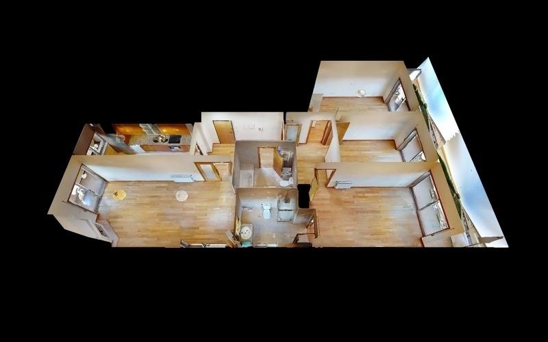 VR - Apartamento T3 em Tadim