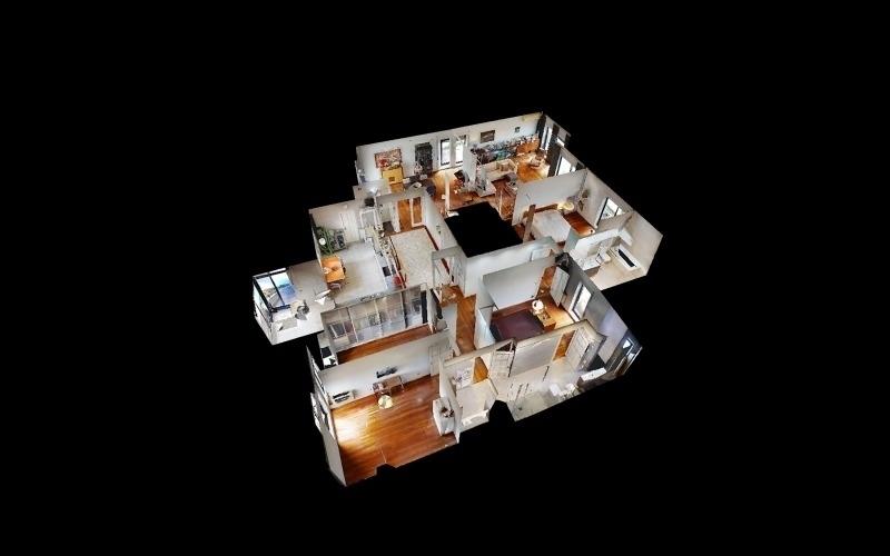 VR - Penthouse T4 na Avenida da Liberdade em Braga!