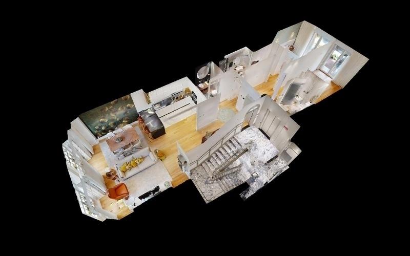 VR - Andar Modelo Avenida Central 133