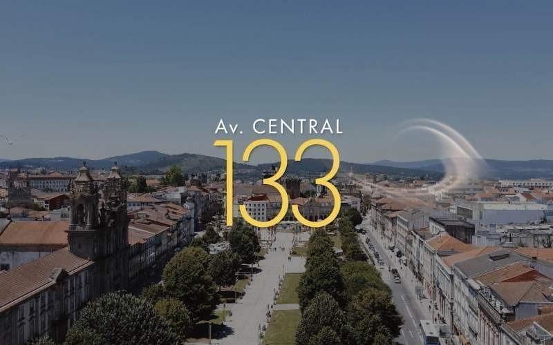 Andar Modelo - Empreendimento Avª. Central 133
