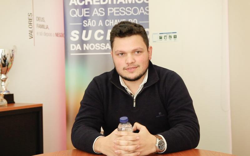 Testemunho Luís Silva