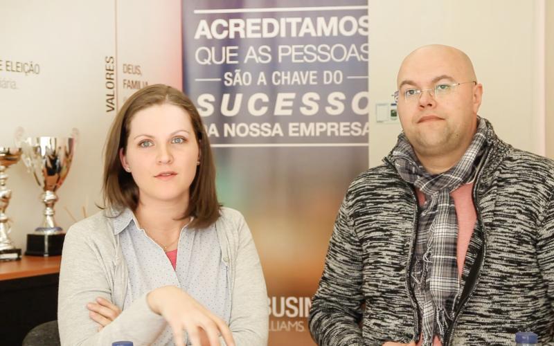 Testemunho Bruno & Elisabete